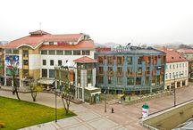 Hotel BAYJONN / Hotel Bayjonn to 3 * hotel w Sopocie posiadający 44 miejsca noclegowe - 22 nowoczesne pokoje. Hotel w stylu butikowym serwuje m.in kuchnię tajską