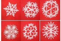 02. SNOWFLAKES / fiocchi di neve