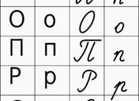 Russian alphabet and phrases