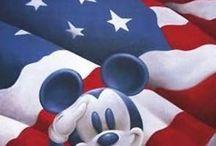 Patriotic Disney