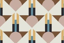 Geometrics / No matter how you style your home geometric patterns can be used. Bold or subtle they can really help to add depth to your home.