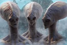 02. ALIENOLOGY; see also my board  Sirius / Beings from Other Worlds; UFO sightings/pictures