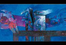galería pintores art