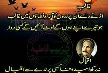 Alama iqbal poetry