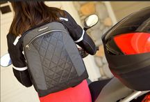 MotoChic Gear / Functional, fashionable gear for stylish women on the move!