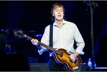 """Paul McCartney LIVE! / The legendary, Paul McCartney, brought his """"Out There"""" tour in here on July 9 to play in front of a sold out Chicago audience!"""