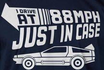 TShirts and cars