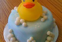 Ducky 1st Birthday - H