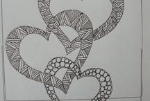 Art - Zentangle / by D'Ann Mckenna
