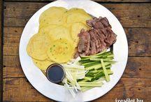 Receptek kacsából / A kacsa legkülönfélébb elkészítési módjai az ízesélet.hu ajánlásával !