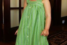 Toddler Dresses I must learn to sew / My quest to learn to sew for my kids, on a budget.