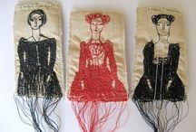 Brodera Människor / Embroidery People