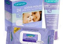 Anne- Bebek ürünleri