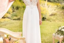 Wedding dress love / Finding the dress can be a mission.  Goodluck! ! !