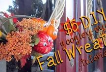 My Fall Crafts
