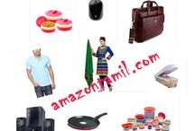 amazontamil selling products / We are Introducing Our Website Amazontamil is the best coupon site as well as intimating daily offers to our friends who are all need to buyt at offer price use our website to buy the products.