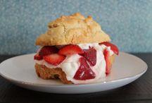 dessert recipes / by Crystin Javakula