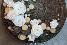 цветочные затейки