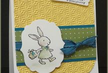 Cards - Easter Cards / by Carollee Washington