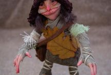 OOAK FANTASY DOLLS / MYTHICAL CREATURES from the Deep Forest. Fairies and Goblins  Handmade. Ooak Fantasy Dolls. Criatura Fantástica by Goblins Lab. Criaturas Mágicas de Fantasía hechas a mano, por el artista plástico Moisés Espino. The Goblin´s Lab. Madrid, España. Criaturas de leyenda 100% hechas a mano. Duendes, Hadas, Trolls, Goblins, Brownies, Fairies, Elfs, Gnomes, Pixies....  *Artist Links:  http://thegoblinslab.blogspot.com.es/ https://www.etsy.com/shop/GoblinsLab http://goblinslab.deviantart.com/