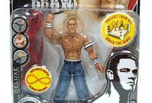 Build N Brawl Wrestling Figures