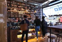 Caffe Nero Regent Street / Flagship Caffe Nero on Regent Street
