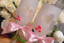 Wedding Glasses / Make your wedding beautiful with my stemware !!! )))