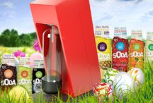 Limo Bar / Fotomontáže produktov - kampaň Facebook