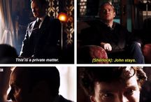 Johnlock Moments