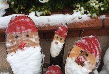Xmas party / We let it snow