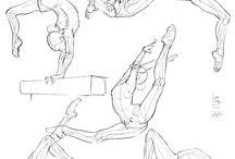 Bocetos humanos