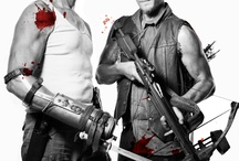 Fight The Dead. Fear The Living TWD