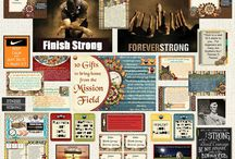 Missionary 'Finish Strong ~ Forever Strong' Care Package Kit / LDS Missionary Care Packages