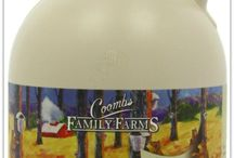 Our Maple Products / by Coombs Family Farms