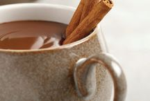 churros hot chocolate