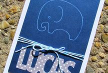 Cards: Baby/Expecting / by Julia @ It's Always Ruetten