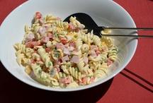 Zomers salade
