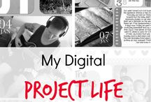 BH - Digital Project Life / by Rita Grantham