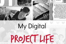 Project Life App ~ Tips & Tricks