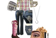 Clothes and accessories / by Alesha Day