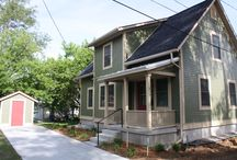 "319 Freyling Place Project / A Habitat for Humanity LEED for Homes ""Platinum"" project."