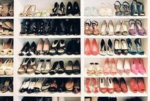 Walk-in closet / by Jessica Reynolds