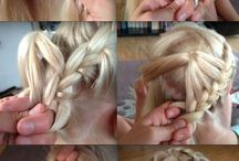 Twisted vines / fabulous hair designs