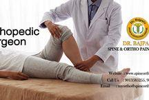 Orthopedic Surgeon Pitampura, India