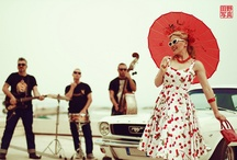 Rockabilly Bands / by Who am I Anymore