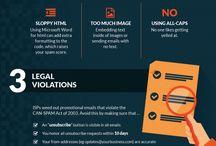 E-mailmarketing Infographics