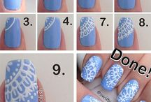 nail art designs step by step by nded / nail art designs step by step by nded
