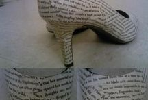 Bookish Shoes