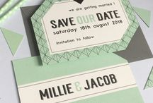 My Creations: Save the Date