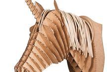 I Like Cardboard / I like what you can do with cardboard - versatile stuff is cardboard